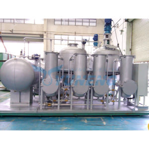 Mini Type Tire Pyrolysis Oil Recycling Machine pictures & photos