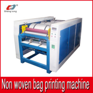 New Arrivals Nonwoven Bag and PP Woven Bag Printing Machine Piece by Piece pictures & photos