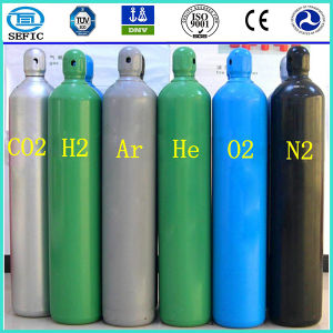 50L Medical Seamless Steel Oxygen Gas Cylinder (ISO9809) pictures & photos