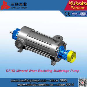 Df (S) Series Wear & Corrosion Resistent Centrifugal Multistage Pump pictures & photos