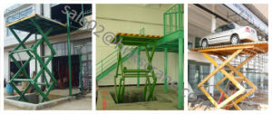 Hydraulic Scissor Lifts/Work Platform for Disabled People pictures & photos