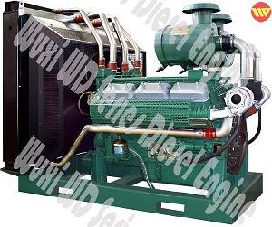 Wandi Diesel Engine for Generator (382kw/520HP) pictures & photos