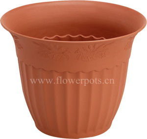 Terracotta Plastic Flower Pot (KD3500-KD3505) pictures & photos