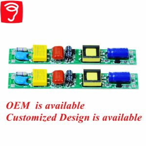 6-20W Ultra-Thin Non-Isolated T5/T8 Tube Light Power Supply QS1123 pictures & photos