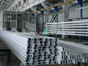 Shanghai Toma Manufacturer for Aluminum Window and Door Profile pictures & photos