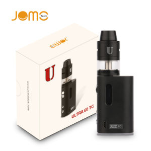 2016 Jomo Ultra 60 Product Rdta DIY Rebuildable Tank Ultra 60 Tc Mod Vape Kit From Jomotech pictures & photos