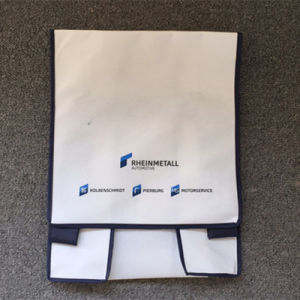 PP Non-Woven Shoulder Bag with Cover pictures & photos