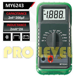 Hot Sale Digital Lcr Meter (MY6243) pictures & photos