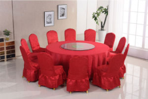 Comfortable Good Quality Stackable Metal Hotel Banquet Chair with Cheap Price (M-X1200) pictures & photos