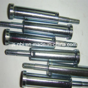 Precision Passivation Shaft, High Quality with Zinc Coated pictures & photos