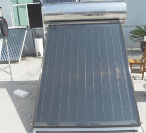 Solar Flat Panel for Water Heater (1X1.5M, 1X2M) pictures & photos