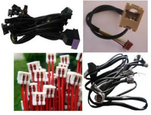 China Factory Custom Cable Assembly pictures & photos