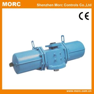 Rotary Fork Type Pneumatic Actuator for Valves