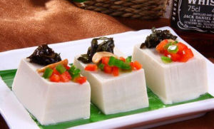 Calcium Sulfate Food Grade in Tofu Gypsum Tofu