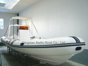 Rib Pleasure Fiberglass Cabin Boat Price 730 Ce pictures & photos