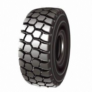Radial off Road Tire, Industrial Tire, OTR Tyre with E4 Pattern pictures & photos