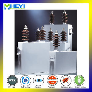High Voltage Oil Capacitor for High Voltage Capacitor Bank Single Phase pictures & photos