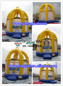 Special Design Interesting Inflatable Tweety Castle (MIC-840) pictures & photos
