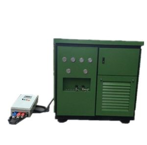 Small CNG Compressor with Filling Station pictures & photos
