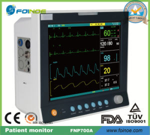 Pmv-12A Six Parameters Veterinary Patient Monitor pictures & photos