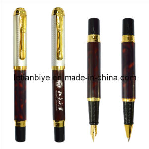 Gift Pen Set, Fountain Pen and Roller Pen (LT-C515) pictures & photos