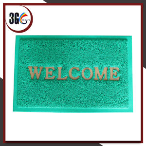 3G Good Weight PVC Welocme Door Mat pictures & photos