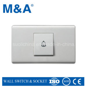 Ma20 Series American Standard 1 G Bell Switch pictures & photos