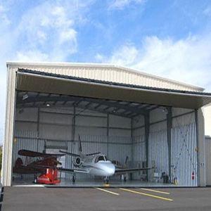 Prefab Steel Structure Aircraft Hangar (HV034) pictures & photos