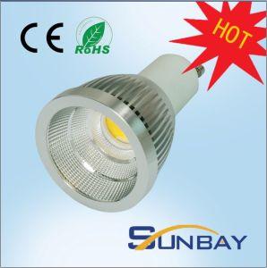 4W LED Spot GU10 with 3years Warranty