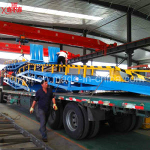 Cargo Unloading Ramp Steel Car Ramp pictures & photos