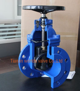 Resilient Seated Butterfly Valve (Z45X-10/16) pictures & photos
