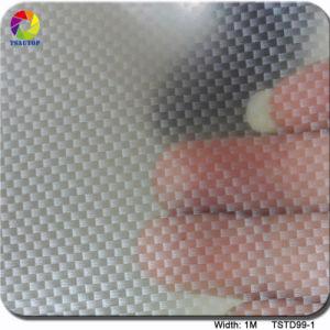 Tsautop 1m Tstd072 Carbon Fiber PVA Water Soluble Film/Transfer Printing Film pictures & photos