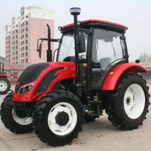 New Arrival: 100HP Farm Tractor 4WD with Competitive Price for Brazil