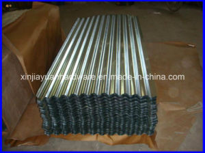 Customized 0.13-1.0 mm Thickness Galvanized Steel Sheet pictures & photos