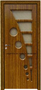 Asia Latest Design PVC Interior Wooden Doors (EI-P150) pictures & photos
