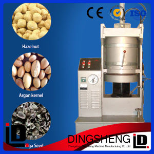 High Quality of Automatic Hydraulic Sesame Oil Expeller Qyz-410 pictures & photos