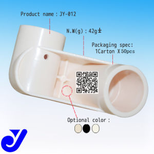 Plastic Pipe Connector for Producting Shelf Jy-A012