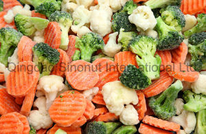 Frozen Mixed Vegetables with IQF pictures & photos