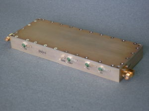 P-Band RF Power Amplifier (PA) pictures & photos