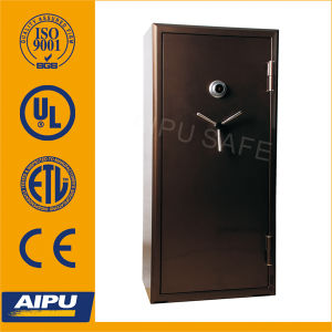Mechanical Lock Gun Safe with UL Listed Group 2 Lagard Combination Lock Rgh592818-C with Option pictures & photos
