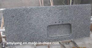 Spray White Granite Countertops for Kitchen & Bathroom pictures & photos
