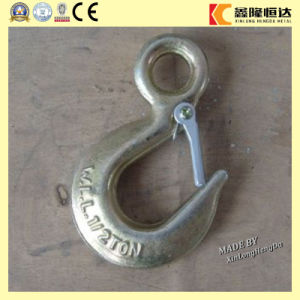 G80 Clevis Sling Hook with Cast Latch pictures & photos