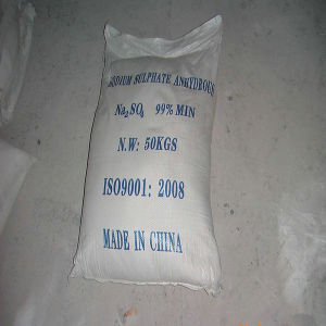 99% Anhydrous Sodium Sulphate pictures & photos