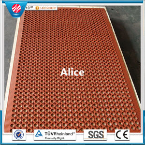 Antibacterial Floor Mat/Drainage Rubber Mat/Rubber Stable Mat pictures & photos