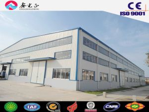 Large Span Light Steel Structure Warehouse (SSW-14340) pictures & photos