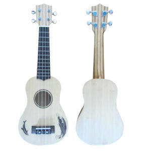 "21"" 4-Strings Ukulele Guitar (CSBL-U302) pictures & photos"