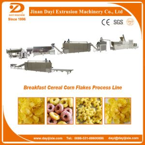 Crispy Corn Flakes Making Extruder Machine pictures & photos
