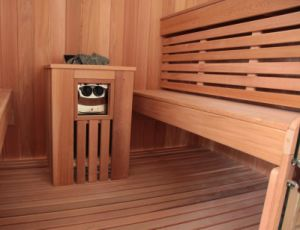 Big Size Reasonable Price Harvia Hearter Comfortable Sauna Cabin M-6052 pictures & photos