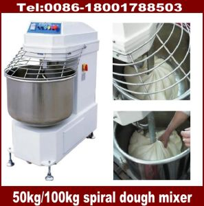 35 Kg Double Speed Spiral Mixer pictures & photos