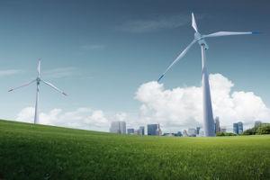 300W Wind Turbine Generator with Solar Power System Wind Turbine Generator Solar Street Light pictures & photos